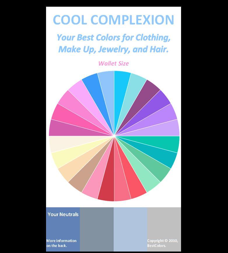 Nail Polish Colors For Cool Skin Tones